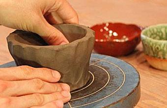 陶芸工房 釉らく